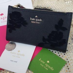 NWT Kate Spade Wallet Mickey